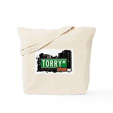 Torry Av, Bronx, NYC Tote Bag