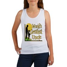 FishingGreatestuncle copy.png Women's Tank Top