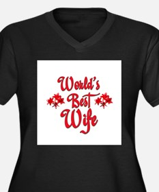 10x10_apparelworldsbestwife.jpg Women's Plus Size