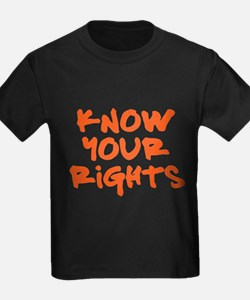 Know Your Rights T
