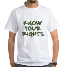 Know Your Rights Shirt
