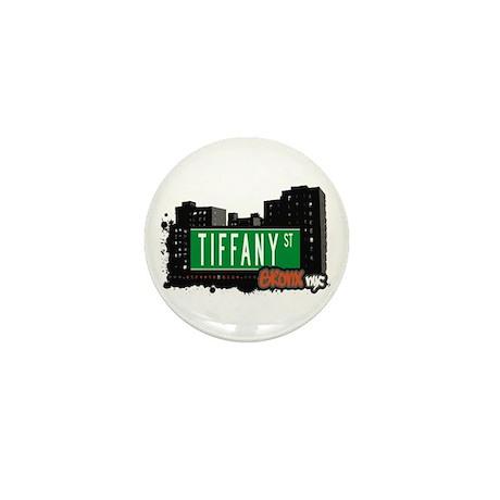 Tiffany St, Bronx, NYC Mini Button