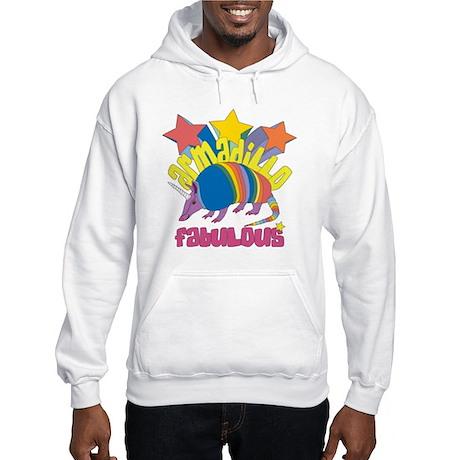 Armadillo Fabulous Hooded Sweatshirt