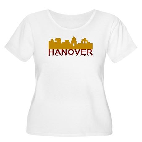 Hanover Pennsylvania Women's Plus Size Scoop Neck