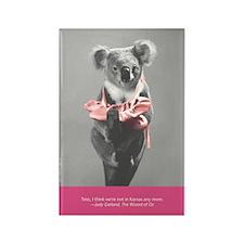"""Mr. Douglas' Koalas"" Book Rectangle Magnet"