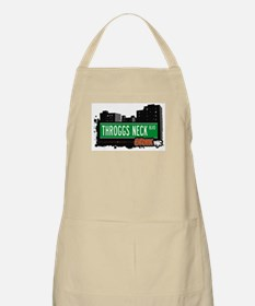 Throggs Neck Blvd, Bronx, NYC BBQ Apron