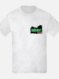 Throggs Neck Blvd, Bronx, NYC T-Shirt