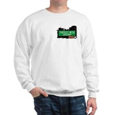 Throggs Neck Expwy, Bronx, NYC Sweatshirt