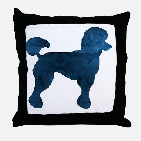 Unique Watercolour Throw Pillow