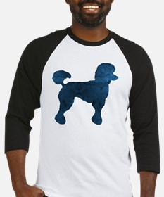 Unique French water dog Baseball Tee