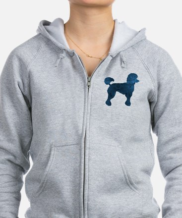 Cool Dog themed Zip Hoody