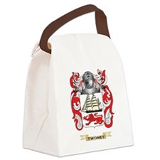 Twomey Family Crest (Coat of Arms Canvas Lunch Bag