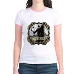 Bowhunter Archery logo Jr. Ringer T-Shirt