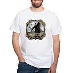 Bowhunter Archery logo White T-Shirt