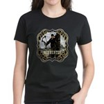 Bowhunter Archery logo Women's Dark T-Shirt