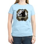 Bowhunter Archery logo Women's Light T-Shirt