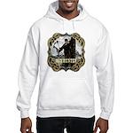 Bowhunter Archery logo Hooded Sweatshirt