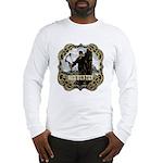 Bowhunter Archery logo Long Sleeve T-Shirt
