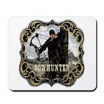 Bowhunter Archery logo Mousepad