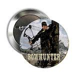 Bowhunter Archery logo Button