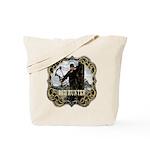 Bowhunter Archery logo Tote Bag