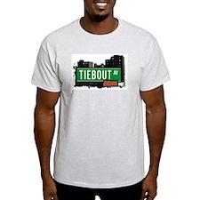 Tiebout Av, Bronx, NYC  T-Shirt