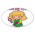 FunnyNewfuturehairstylist copy.png Sticker (Oval 5
