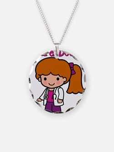 FunnyNewfuturedoctorgirl copy.png Necklace Circle