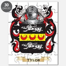 Tylor Family Crest (Coat of Arms) Puzzle