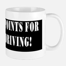 Gain Extra Points for Accurate Driving Mug