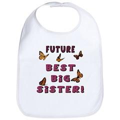 Future Best Big Sister! Bib