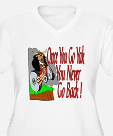 10x10_apparel Yaknevergoback copy.png T-Shirt