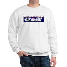 Law and Order Sweatshirt