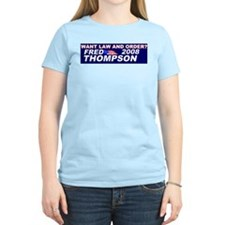 Law and Order T-Shirt