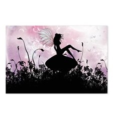 Fairy Silhouette Postcards (Package of 8)