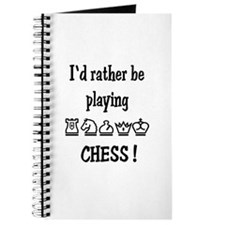 Rather Play Chess Journal