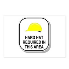 10x10_apparel warning hardhat copy.png Postcards (