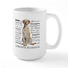 Labrador Traits Mugs