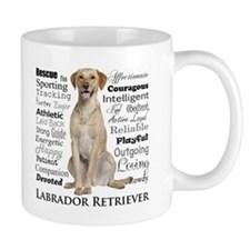 Labrador Traits Mugs