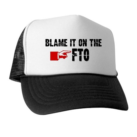 FTO Trucker Hat