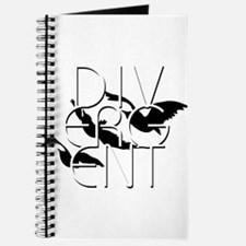 Divergent Black and White Journal
