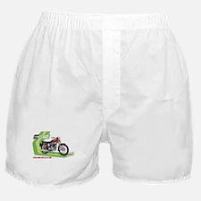 Showcased Bullet 65 Boxer Shorts
