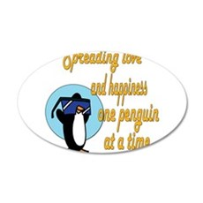 SpreadinLovepenguin copy.png Wall Decal