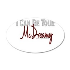 10x10_apparel mcdreamy copy.jpg Wall Decal