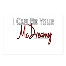10x10_apparel mcdreamy copy.jpg Postcards (Package