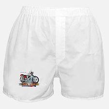 Bite the Bullet Cafe Racer Boxer Shorts