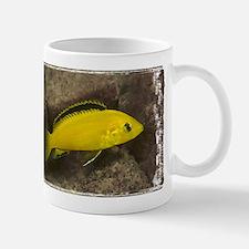 Yellow Labidochromis Mug