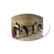 10x10_apparel copypenguin.png Wall Decal