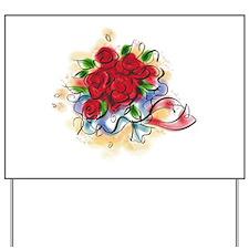10x10_apparel floral roses copy.png Yard Sign