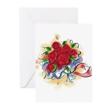 10x10_apparel floral roses copy.png Greeting Cards